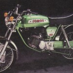 Tomos E90, Tomos T15