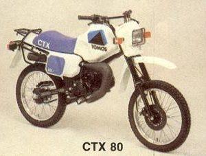 Tomos CTX